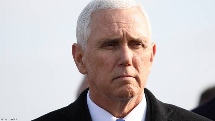 Mike Pence Is Visiting Iceland. This LGBTQ+ Group Is Not Having It