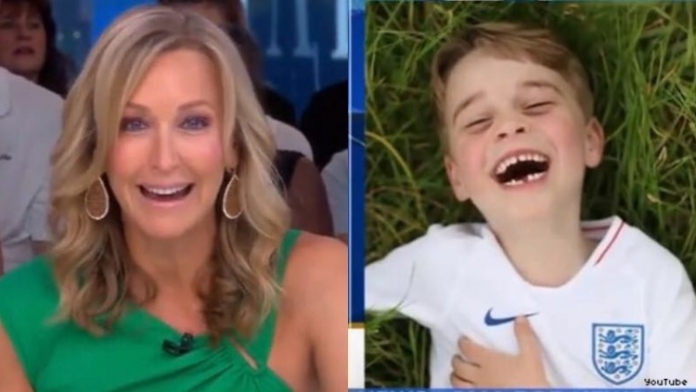 GMA's Lara Spencer Apologizes for 'Insensitive' Prince George Comment