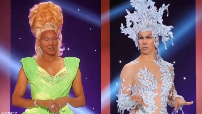 This Video of Trump and Pence as 'Drag Race' Queens Is Terrifying