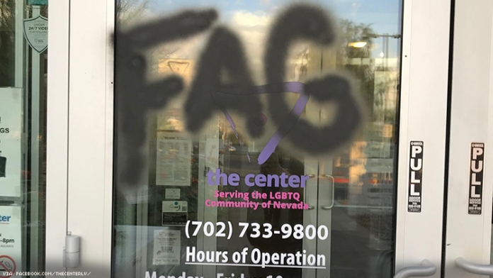 LGBTQ+ Center Vandalized For Second Time This Year