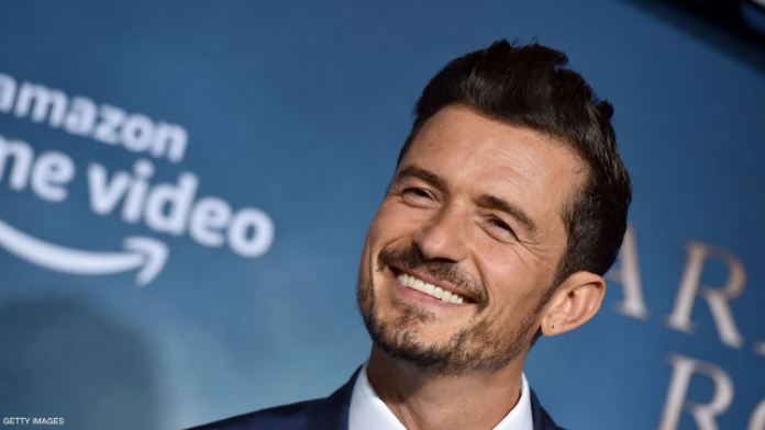 Orlando Bloom Says His Junk Isn't As Big As You Think