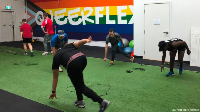 LGBTQ+ Gym Closes After Right-Wing Threats