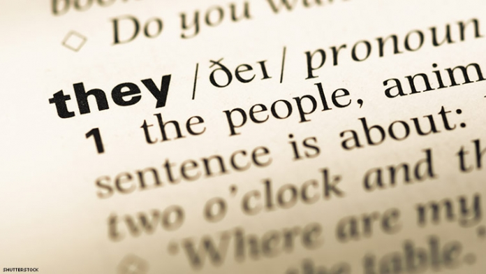 Merriam-Webster Adds Nonbinary 'They' To Dictionary