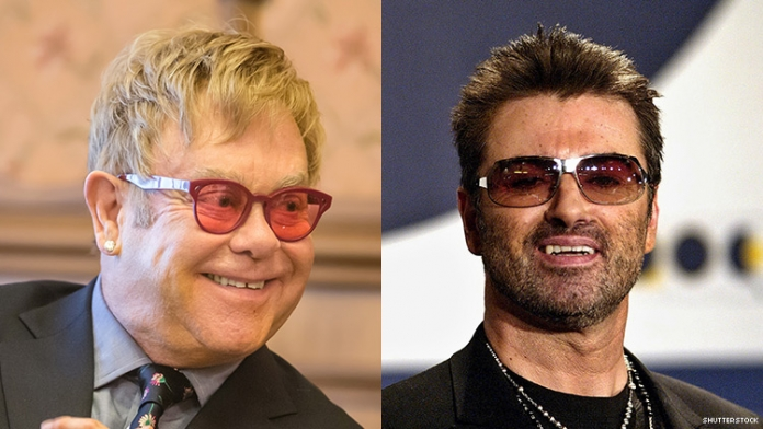 Elton John Says George Michael Was 'Too Stubborn' to Get Sober