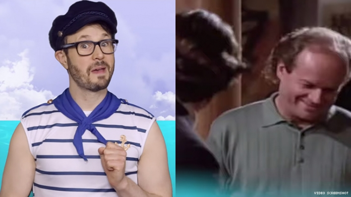Watch: Here's How 90s Sitcoms Treated Gay Characters