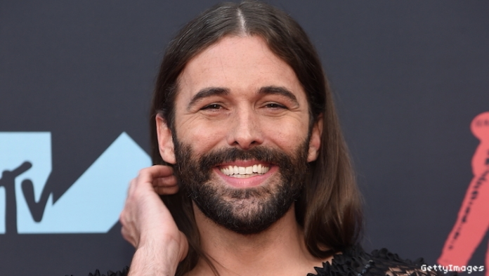 Jonathan Van Ness Reveals He's Living with HIV