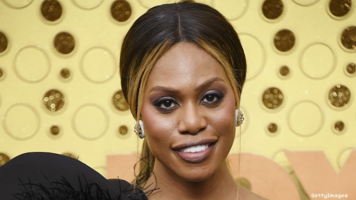 Laverne Cox's Emmys Appearance Made a Huge Statement for Trans Rights