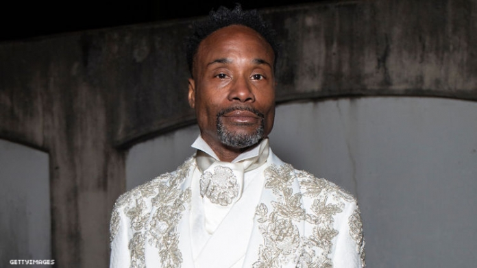 Billy Porter Makes History as 'Allure's First Male-Identified Cover