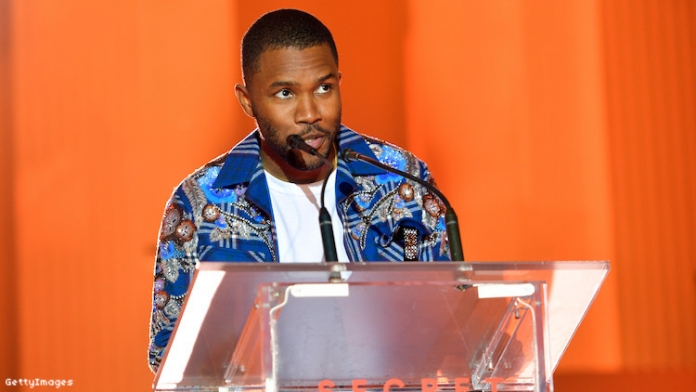 """Frank Ocean Just Announced """"PrEP+,"""" His New Party"""