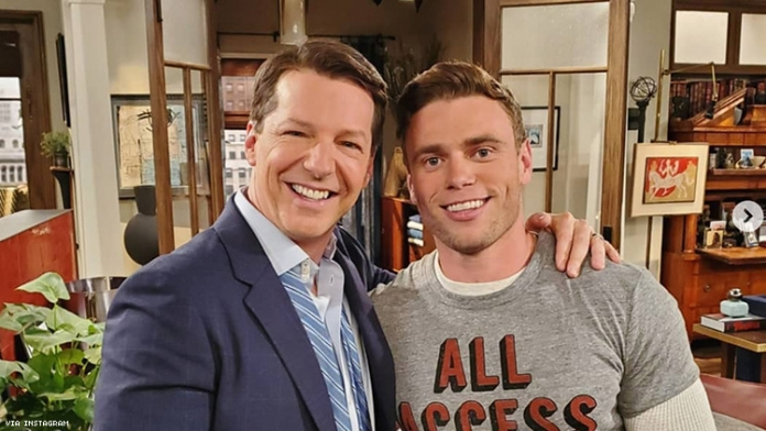Gus Kenworthy Will Guest Star on 'Will & Grace's Final Season