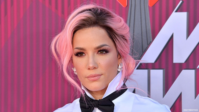Halsey Got Rape Threats After Dancing With a Woman on 'The Voice'