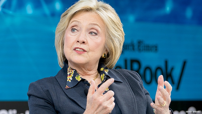 Hillary Clinton Says Trans Issues Pose 'Legitimate Concern' for Women
