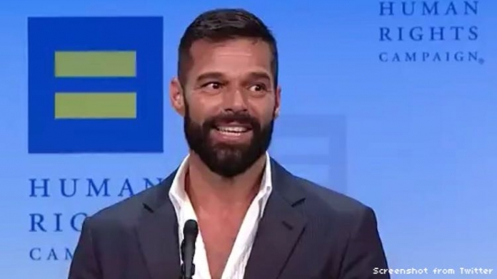 Ricky Martin Is Expecting Fourth Child With Husband