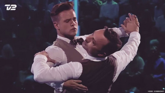 First Same-Sex Couple Is Dominating Denmark's 'Dancing With the Stars'