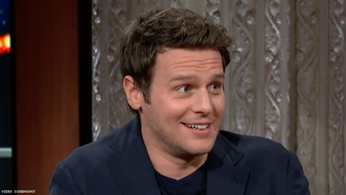 Watch Adorable Three-Year-Old Jonathan Groff Dressed as Mary Poppins