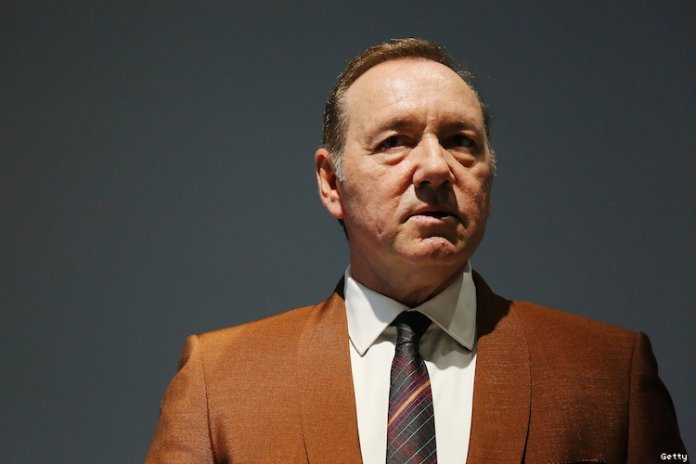 Kevin Spacey Escapes Yet Another Sexual Assault Charge