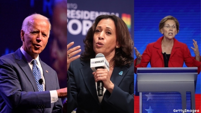 Presidential Candidates Offer Big Promises to LGBTQ Voters