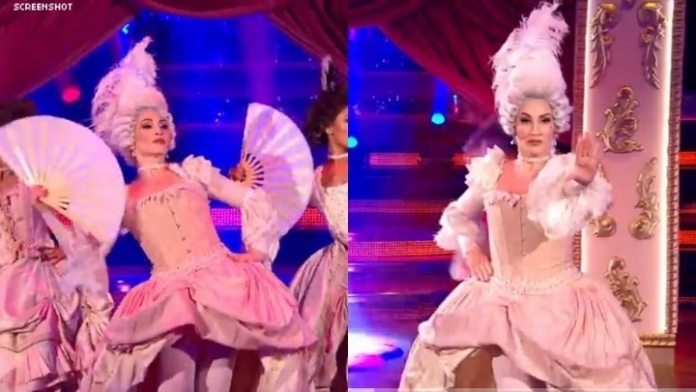 Watch Michelle Visage Vogue for the Gays on 'Strictly Come Dancing'