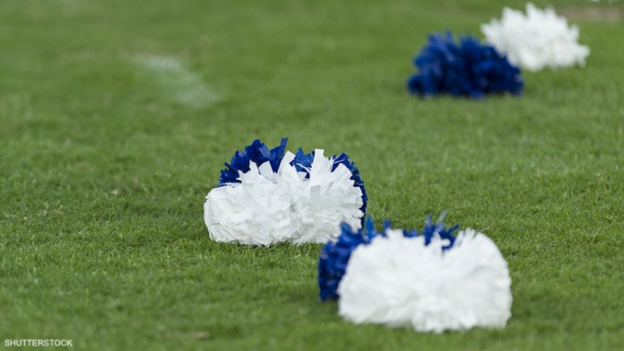 Football Players Taunt Male Cheerleader With Homophobic Insults