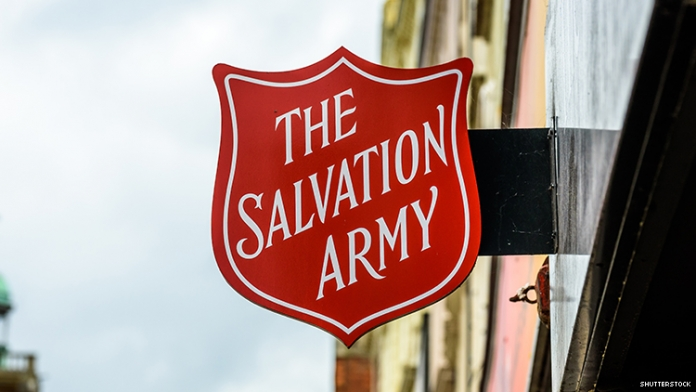 Salvation Army Says They're No Longer Homophobic