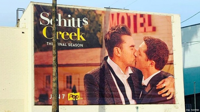 creek Gay the story in