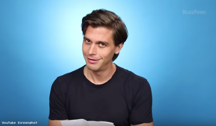 'Queer Eye's Antoni Says He Likes to Be Choked
