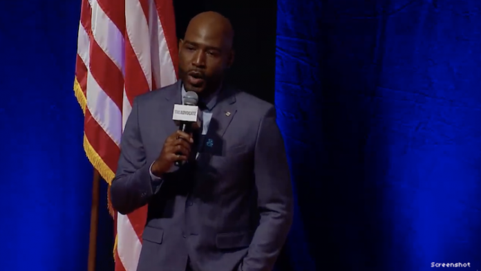 Karamo Brown Attacks Trump Administration at LGBTQ Forum