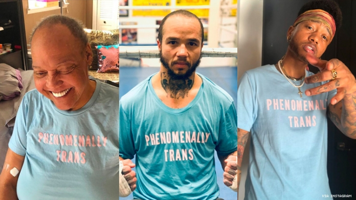 This 'Phenomenally Trans' T-Shirt Supports Trans Justice