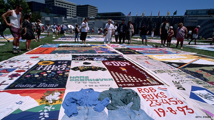The AIDS Memorial Quilt Has Found a New Home