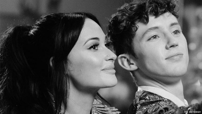 Gay Icons Troye Sivan and Kacey Musgraves Team Up For Christmas Song