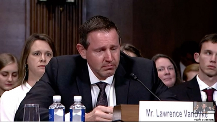 Trump Nominee Cries When Asked About His Own Homophobia