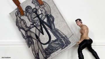 Tom of Finland for JW Anderson