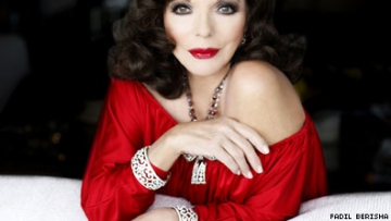 Catching Up With Joan Collins