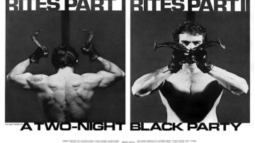 A Look Back at New York's Black Party