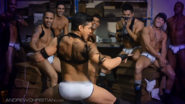 Video: Andrew Christian Underwear Dance-Off