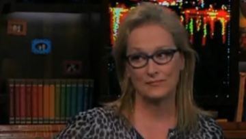 The One Thing Meryl Streep Won't Say