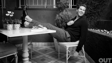 Out100: Andrew Rannells