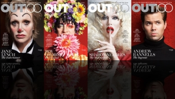 Out100 Covers Revealed