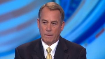 John Boehner Fears ENDA Will 'Cost American Jobs'...& 5 Other Things You Need To Know