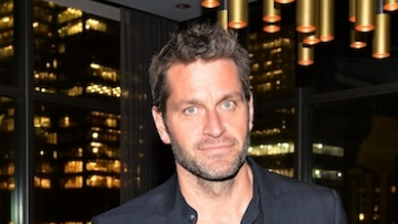 Peter Hermann On Playing Judi Dench's Gay Son-In-Law in Philomena