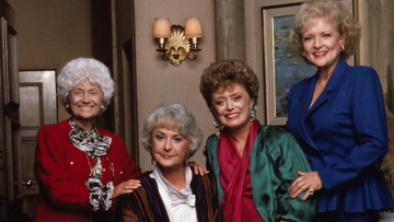 Don't Count on a Golden Girls Reboot, Series Creator Says