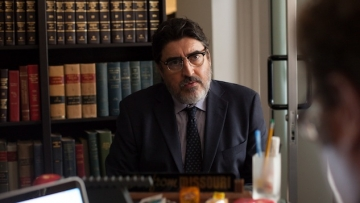 Alfred Molina On Love Is Strange, Normal Heart & Prick Up Your Ears