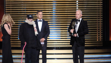 The Normal Heart, Jim Parsons & Modern Family All Take Home Emmys
