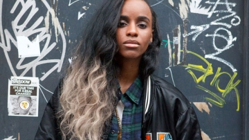 Out100: Readers' Choice Award Nomination: Angel Haze