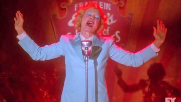 Watch Jessica Lange Sing 'Life on Mars'
