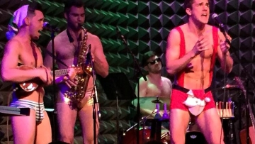 Skivvies Holiday Concert