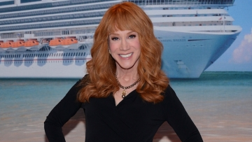 Kathy Griffin interview Caitlyn Jenner Joan Rivers