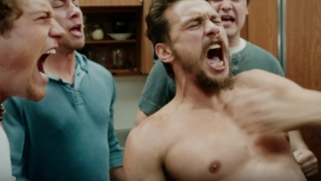 Watch red band trailer for nick jonas and james franco