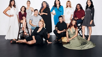 The Cast and Crew of Transparent