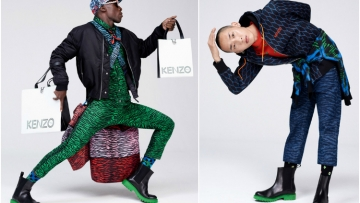 Kenzo by H&M men's looks